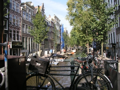 Party in Amsterdam