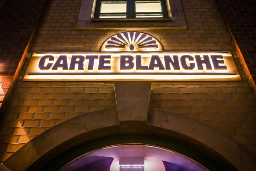 Carte Blanche Dresden