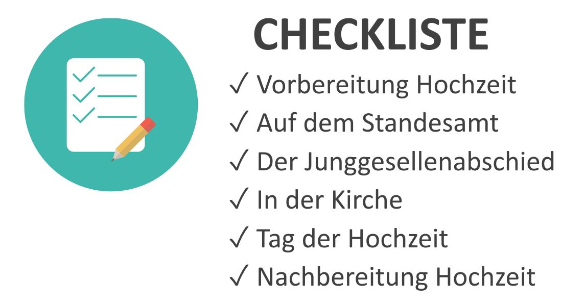 Trauzeugen Aufgaben: Checkliste mit allen Pflichten vor & nach Hochzeit