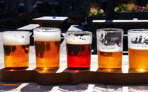 Bier JGA Amsterdam