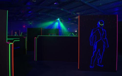 Lasertag JGA Berlin