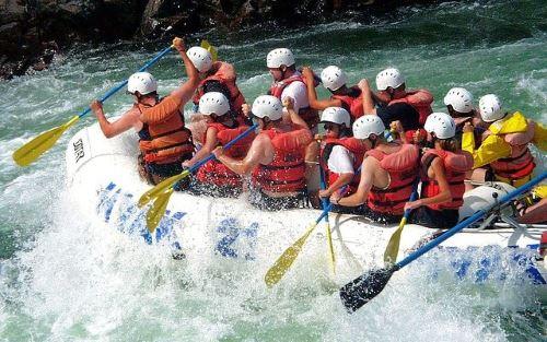 Rafting JGA