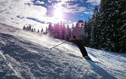 Skifahren JGA