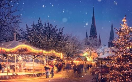 Weihnachtsmarkt München JGA