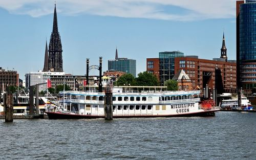 Hafenrundfahrt JGA Hamburg