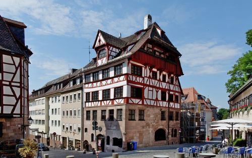 Albrecht Durer Haus Nürnberg