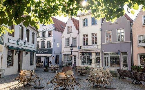 Bremen Schnoor Viertel