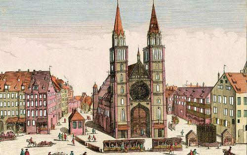 St. Lorenz Kirche Nürnberg