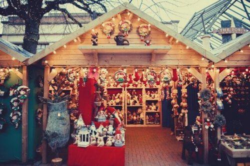 JGA Weihnachtsmarkt
